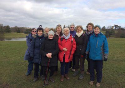 Blenheim Walk February 2018