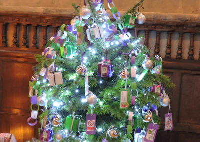 Adderbury Christmas Tree Festival 2015