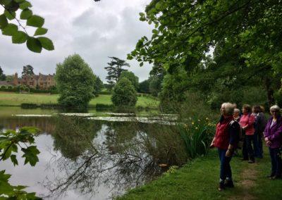 WI Barton Abbey Walk June  2018