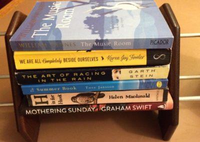 Reading Group books September 2018