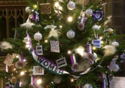 St. Mary's Church Christmas Tree Festival December 2018
