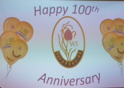 OFWI Centenary AGM March 2019