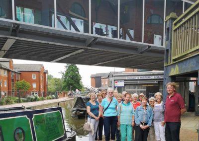 Tooley's Boatyard visit July 2019