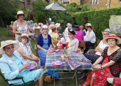Garden Party to celebrate the Centenary of Oxfordshire WI August 2019