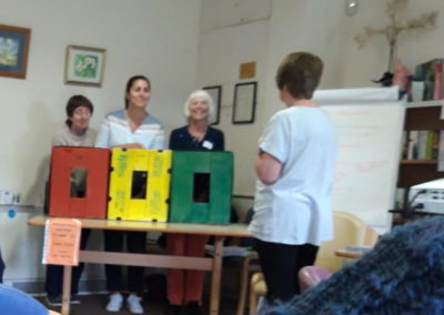 Fund Raising game for your WI activities by Hilary Dix at Wootton and Dry Sandford Saturday, 5 October 2019